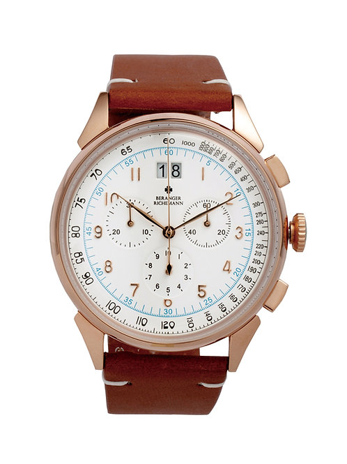RACER WATCH IN ROSE GOLD WHITE  (approx USD 348)