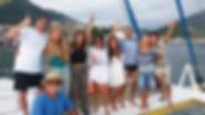Passeio de veleiro em Angra
