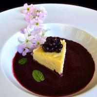 Super Berry Cheesecake
