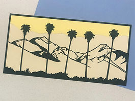 Tim Rotolo San Gabriels Papercut Preview
