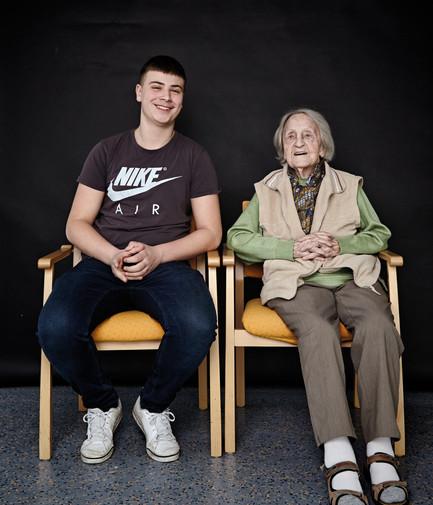 Mensch-Alter