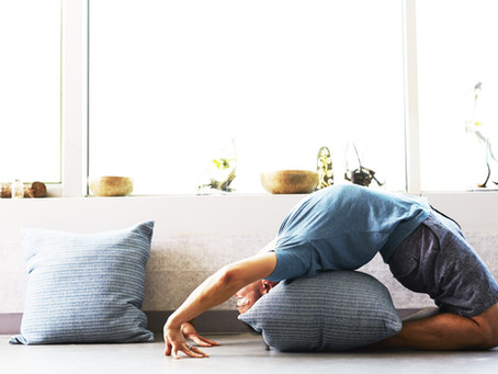 Home Yoga Practice vs. Taking a Class