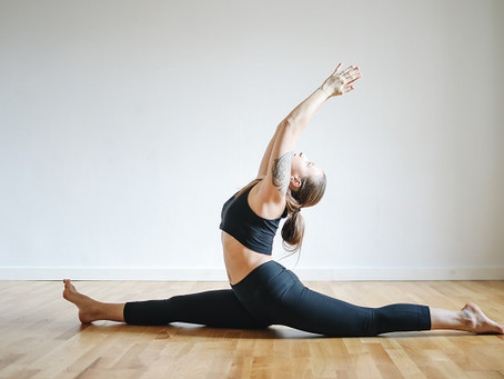 10-Minute Stretching Routine for Splits