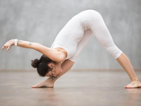 Intense Side Stretch