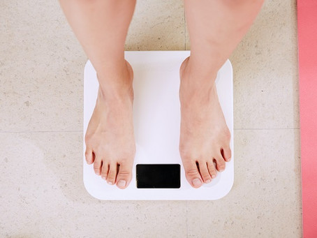 I Ditched my Scale for a Month, Here's What Happened