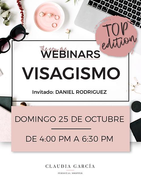 VISAGISMO TOP EDITION - DOM 25 DE OCTUBRE
