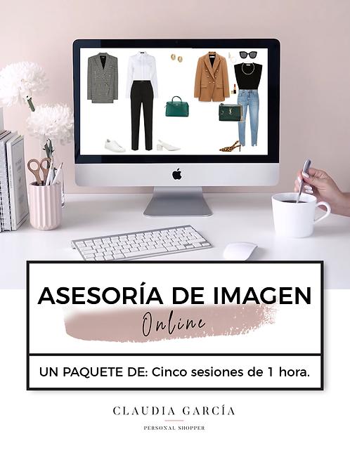 ASESORÍA DE IMAGEN - ONLINE