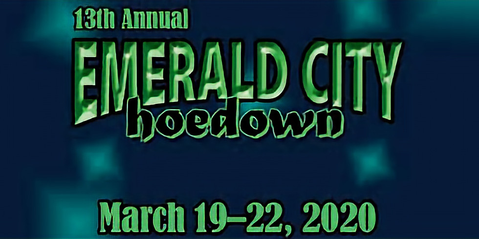 CANCELLED - Emerald City Hoedown 2020