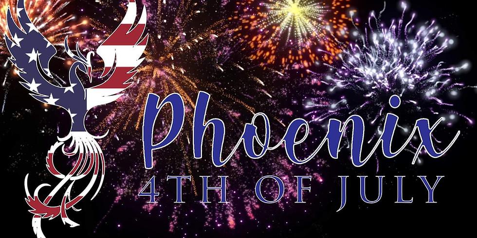 Phoenix 4th of July 2020