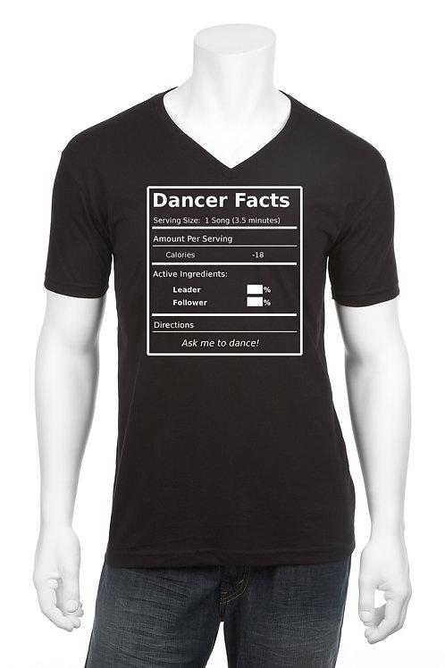 Dancer Facts Shirt