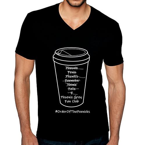 #OrderOfTheFeenicks - Phoenix Grey Fan Club Shirt