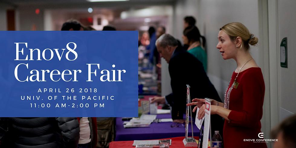 Enov8 Career Fair 2019 @ University of the Pacific