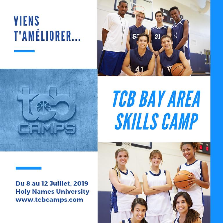 TCB Camp Bay Area (inscription en français)  -  2019