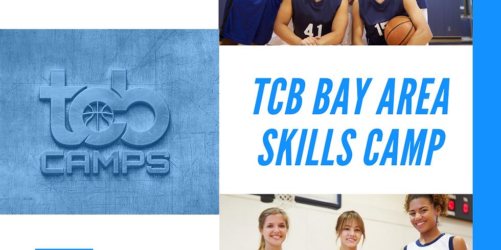 TCB Camp Bay Area (inscription en français)  -  2020