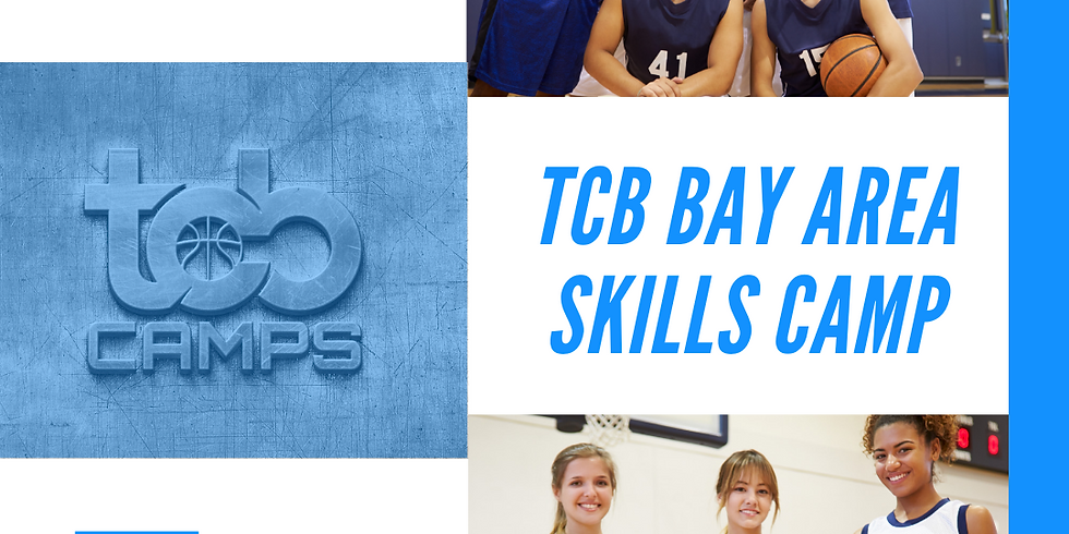 TCB Camp Bay Area (Registration in English) - 2019