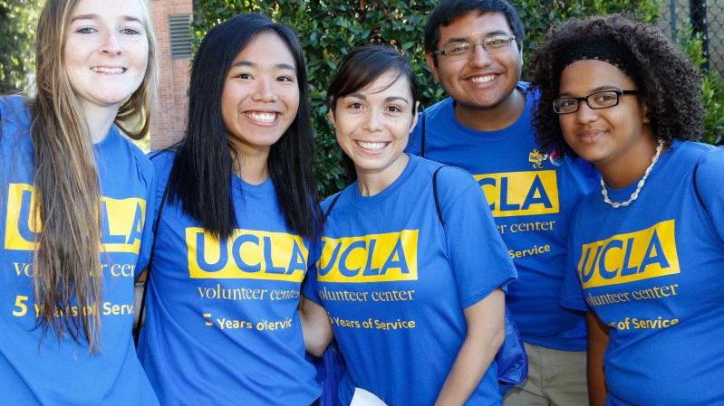 UCLA Career Fair Exhibitor - Select