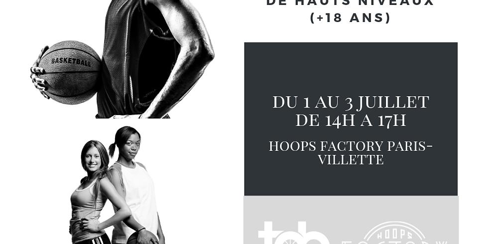 TCB Elite Basketball Bootcamp