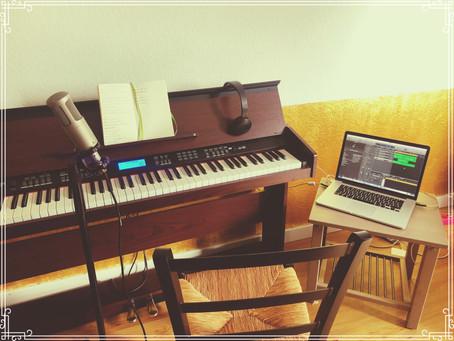The studio today