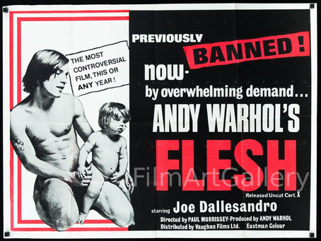 Mysterium Pictorum 21 - Andy Warhol's Flesh