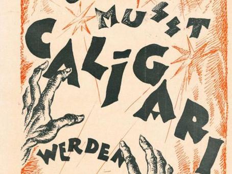 Mysterium Pictorum 24 - THE CABINET OF DR. CALIGARI