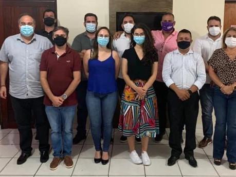 Leonardo Dias assina carta aberta solicitando pacote de ajuda ao setor produtivo
