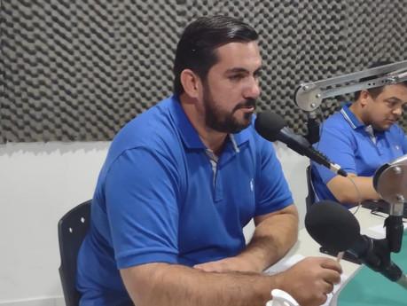 Leonardo Dias cobra obras de saneamento básico, saúde e medidas de segurança para o Aprígio Vilela
