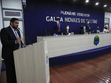 Leonardo Dias apresenta Projeto de Lei para que vacinas sejam aplicadas em Unidades de Saúde
