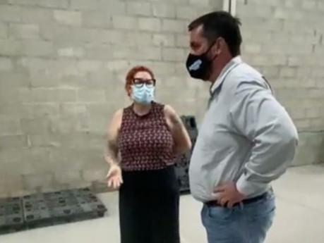 Leonardo Dias constata falta de fraldas para população vulnerável na Farmácia de Maceió