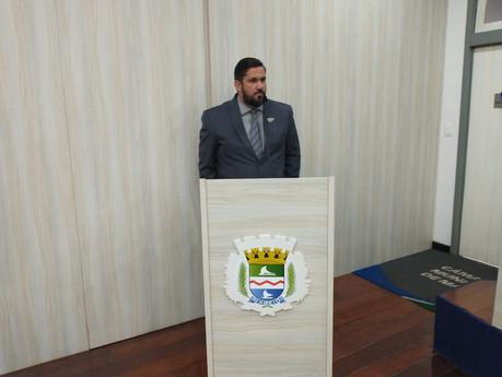 Leonardo cobra votação do Orçamento do município