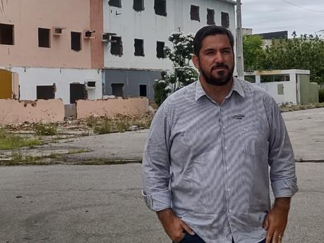 Solicitação de Leonardo Dias para criar comissão que acompanha Bairros em Afundamento é aprovada