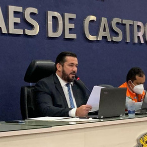 Leonardo Dias preside audiência pública para debater problemas estruturais no PAM Salgadinho