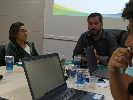 Com objetivo de discutir propostas, Leonardo Dias reúne gabinete para planejamento de mandato