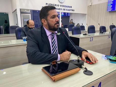 Leonardo Dias assume presidência de Comissão de acompanhamento aos bairros em afundamento de solo