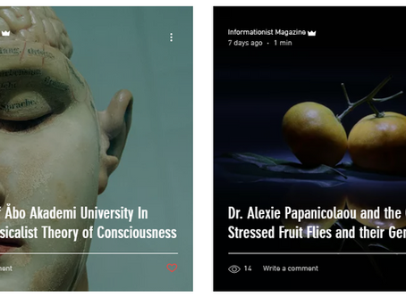 IIMx-Informationist e-Zine Podcasts have launched!