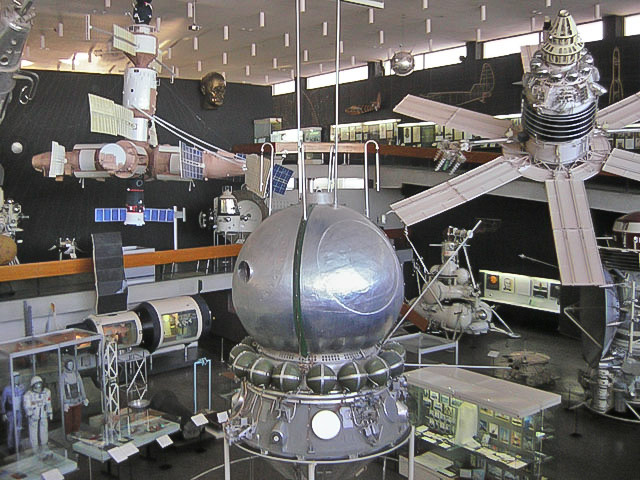 Soviet Cosmonautics