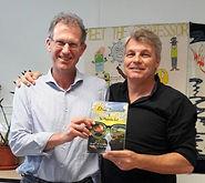 Mike Jetten en Maurits van Huijstee