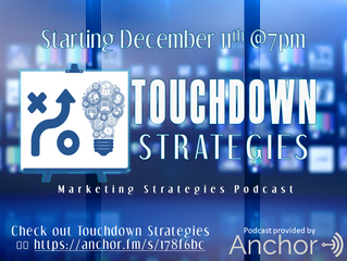 Touchdown Strategies with Pamela Wright
