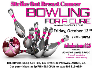 CHARITY EVENT FLYERS_BOWLING FOR A CURE