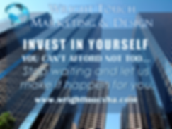Invest In Yourself_Can't Afford Not Too