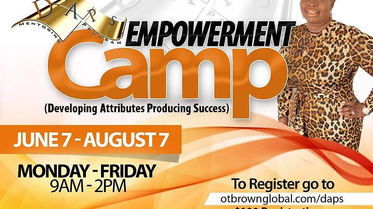 D.A.P.S. Empowerment Camp