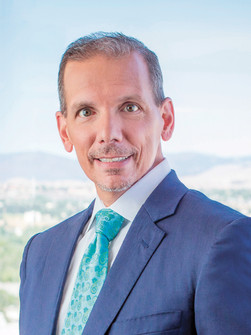 Anthony Slonim, MD, DrPH, FACHE, President and Chief Executive Officer, Renown Health