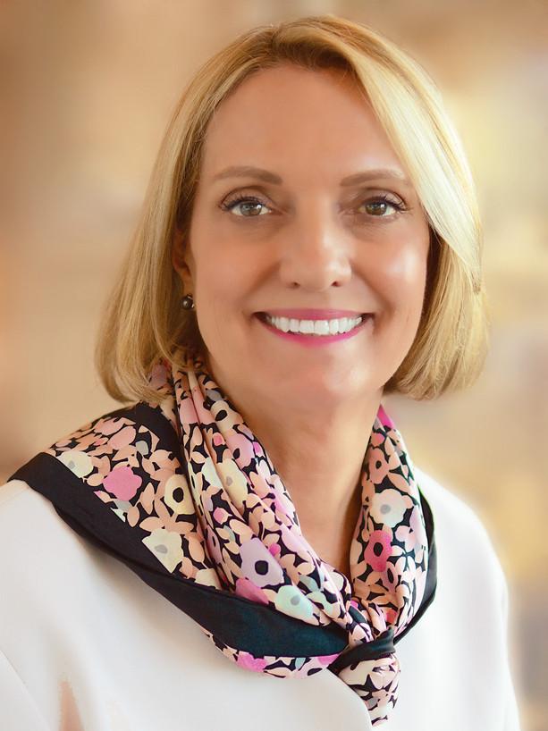 Annette Walker, President, City of Hope Orange County