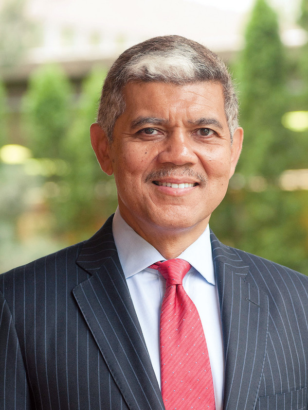 M. Roy Wilson, MD, President, Wayne State University