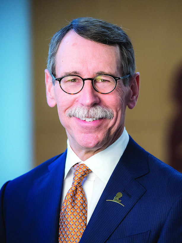 James Downing, MD, President and Chief Executive Officer, St. Jude Children's Research Hospital