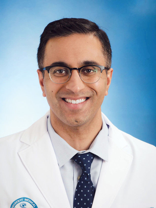 Kapil Dhingra, MD, Physician-in-Chief and Chief-of-Staff, Kaiser Permanente San Leandro Medical Center and The Permanente Medical Group