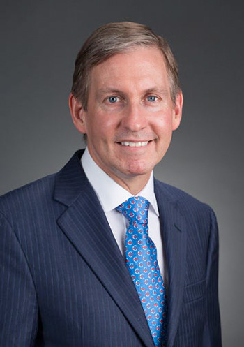 Peter Pisters, MD, President, The University of Texas MD Anderson Cancer Center