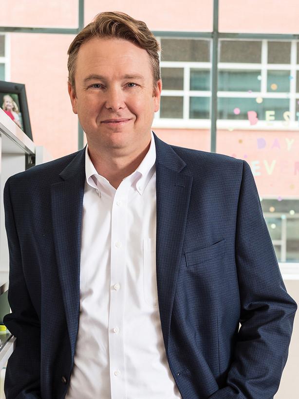 Brent Burns, Executive Vice President, UPMC Enterprises