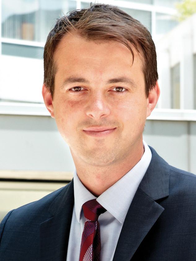 Nicholas Stine, MD, National Senior Vice President of Population Health, CommonSpirit