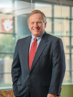 Robert Meyer, Chief Executive Officer of Phoenix Children's Hospital