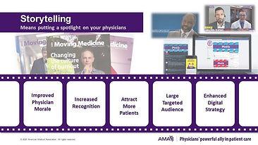 AMA-Health System Partner Program - Stor